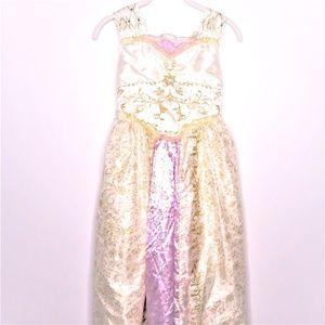Disney Girls Belle Dress Costume